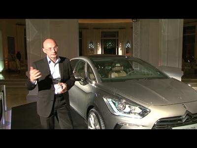 Interview : Vincent Basso à propos de la DS5 Hybrid4