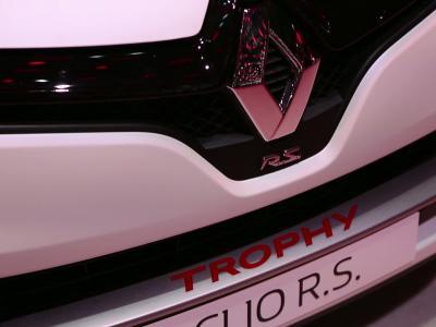 Genève 2015 | Renault Clio R.S. Trophy
