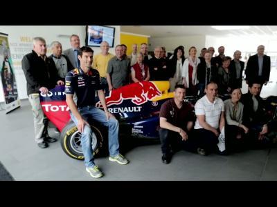 Retour sur la saison 2013 de Renault Sport F1