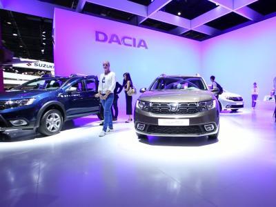 Mondial 2016 : Dacia Logan MCV restylé