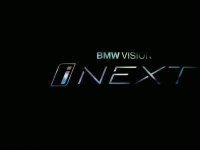 BMW Vision iNEXT : dernier teaser avant la présentation du 9 septembre