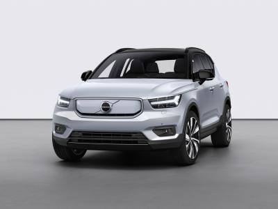 Volvo XC40 : présentation du petit SUV 100% électrique