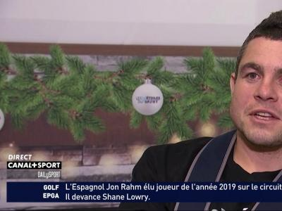 """Guirado en interview sur Canal+ : """"Je suis rassuré sur mon choix"""""""