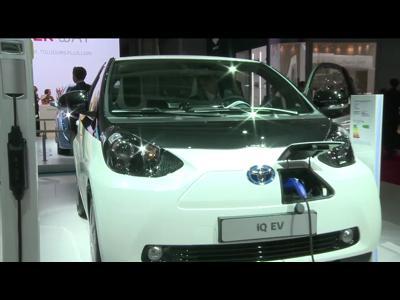 Toyota IQ EV - Mondial 2012