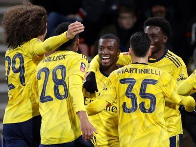 FA Cup : Arsenal est arrivé à se faire peur...