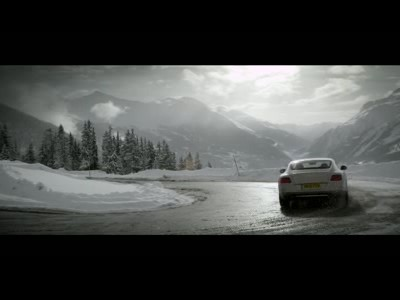 Ski zai pour Bentley