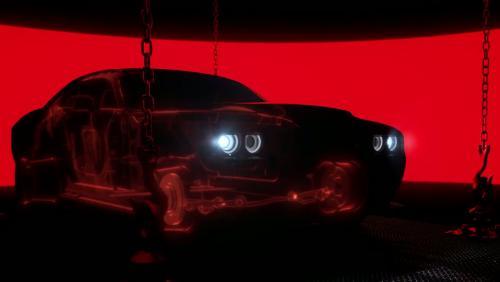 Régime drastique en vue pour la Dodge Challenger SRT Demon