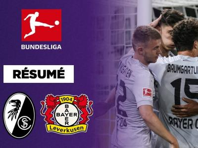 Résumé : Havertz encore buteur, le Bayer Leverkusen vainqueur