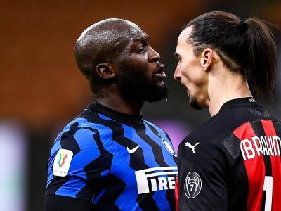 Ibrahimovic - Lukaku : le duel en chiffres