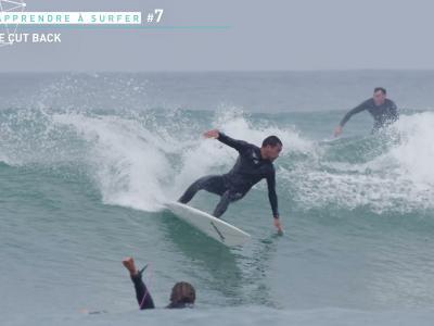 Coach surf #7 - Le cut back