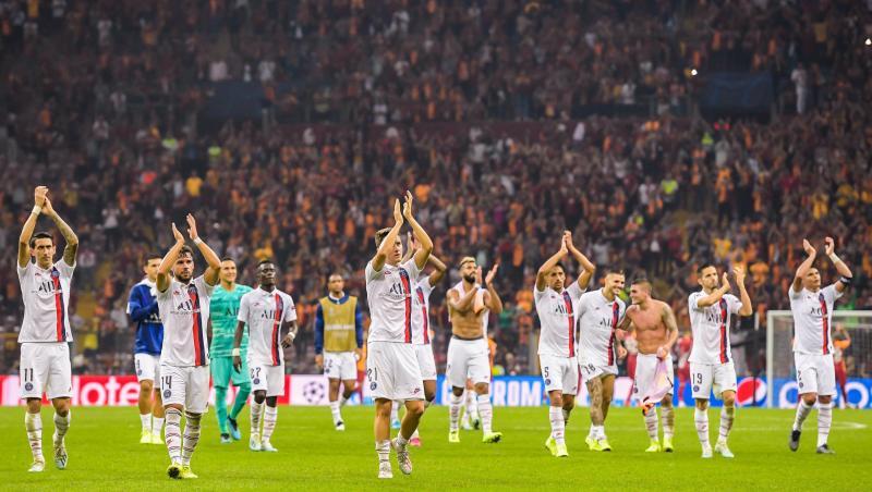 PSG - Galatasaray : le bilan des Parisiens au Parc des Princes