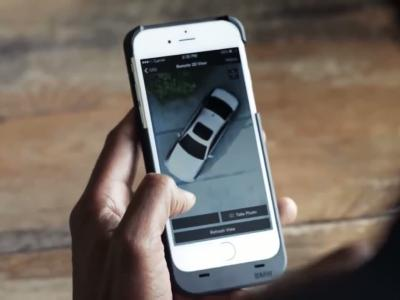 La prochaine BMW Série 5 inaugurera un système de surveillance à distance