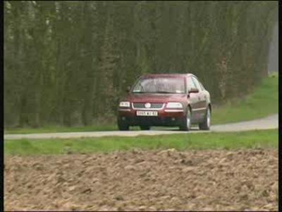 Essai Volkswagen Passat V6