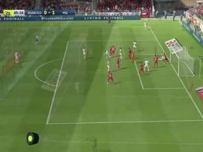 Dijon - PSG : notre simulation sur FIFA 20