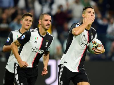 Serie A - La Juve souffre, Ronaldo buteur !