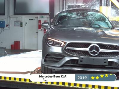 Crash-test : le palmarès 2019 d'Euro NCAP