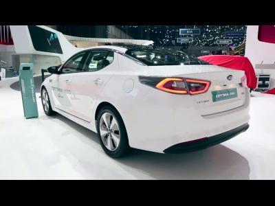 Genève 2014 : Kia Optima hybride restylée