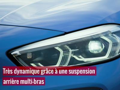 BMW Série 1 : présentation vidéo de la compact premium