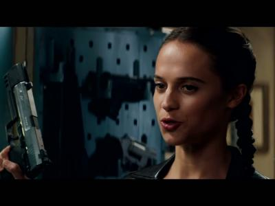 Tomb Raider - Bande Annonce