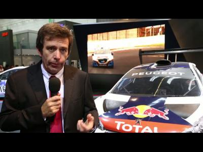 Interview de Bruno Famin, Peugeot Sport