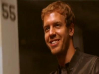 Sebastian Vettel, DJ dans le clip de Melanie Fiona