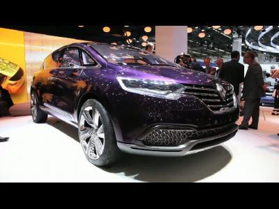 Francfort 2013 - Renault Initiale Paris Concept
