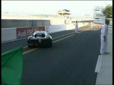 Le Mans Story : autodeclics sponsor du grand vainqueur !
