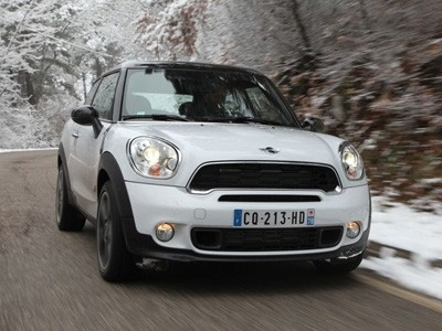 Essai Mini Paceman Cooper S 184 ch ALL4