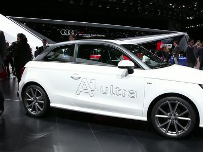 Genève 2015 | Audi A1 restylée