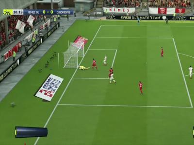 Nîmes Olympique - Girondins de Bordeaux : notre simulation FIFA 20 (L1 - 30e journée)