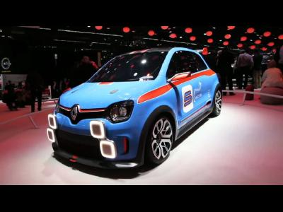 Francfort 2013 - Renault Twin'Run