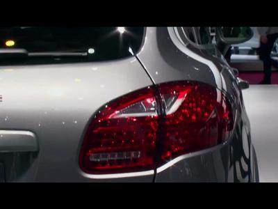 Porsche Cayenne S diesel - Mondial 2012