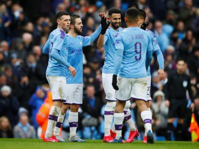 FA Cup : Man City s'est baladé