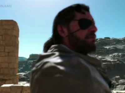 Metal Gear Solid V : The Definitive Experience - le trailer de lancement (VO)