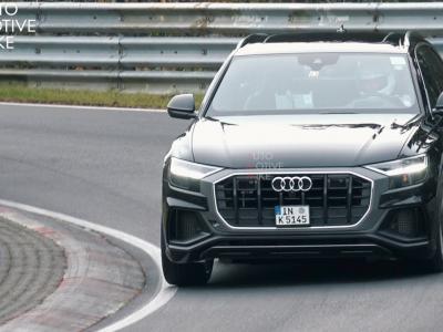Audi SQ8 : pas de diesel pour le SUV sportif