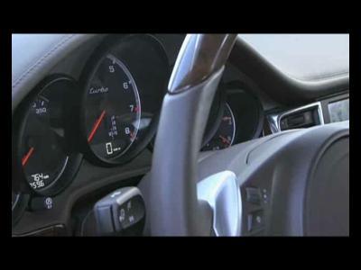 Essai Porsche Panamera S PDK