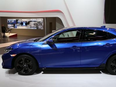 Mondial 2016 : Honda Civic