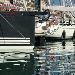 #2 Le Cannes Yachting Festival 2018 vue de la mer
