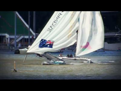 Crash Extreme Sailing Series 2014