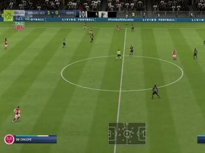L1 - 3e journée : notre simulation FIFA 20 de Angers - Reims