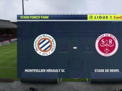 Montpellier HSC - Stade de Reims : notre simulation FIFA 20 (L1 - 33e journée)