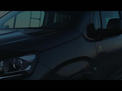 Peugeot Rifter 4x4 Concept : vidéo officielle de présentation (2/2)