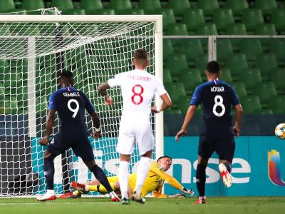 Euro Espoirs : Moussa Dembélé rate un penalty !