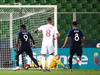 Euro Espoirs : Moussa Dembélé rate un penalty !
