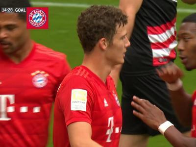 Bundesliga - Pavard encore décisif avec le Bayern !