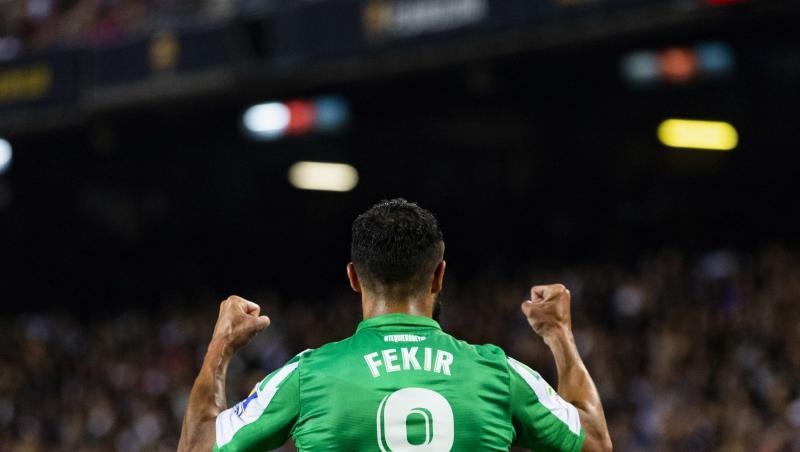 Nabil Fekir : les stats de sa saison 2019 / 2020 avec le Bétis Séville