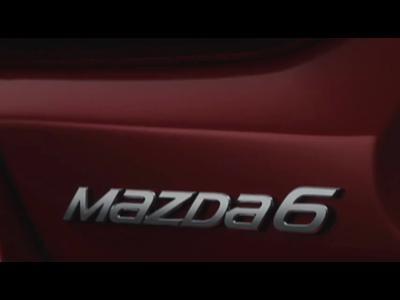 Nouveau teaser de la Mazda6
