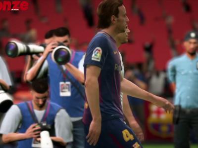 Simulation de Barça - Chelsea, 1/8 de finale retour de la Champions League