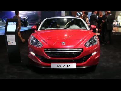 Francfort 2013 - Peugeot RCZ R