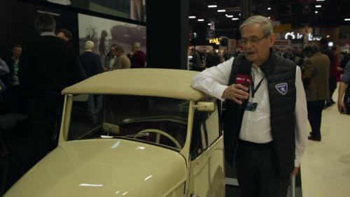 L'Aventure Peugeot au Rétromobile 2019 en vidéo